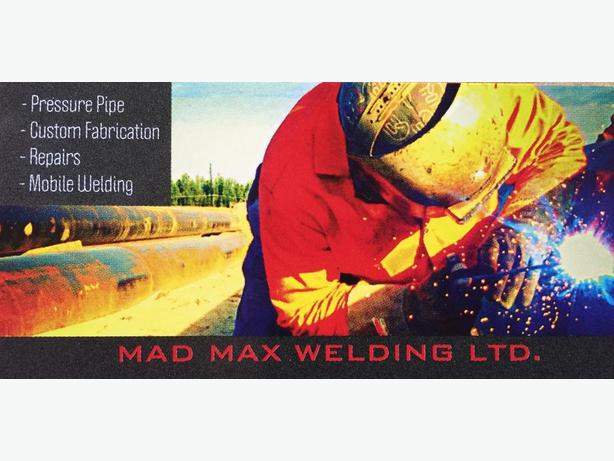 Welding and Fabrication / Mobile Welding