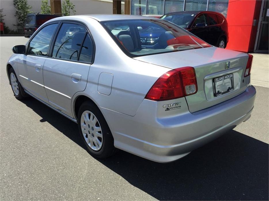 2004 Honda Civic Lx Auto Power Options Courtenay