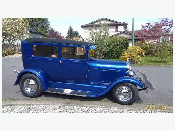 Used Tires Oshawa >> 1929 Ford Tudor Sedan Model A Outside Victoria, Victoria