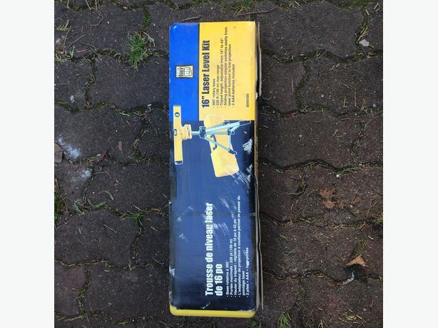 """16"""" Laser Level Kit"""