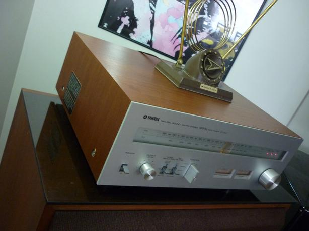 YAMAHA CT-1010*1975 TOP OF LINE TUNER*