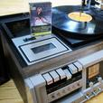 Home Stereo Entertainment System ~ Clarinette 101
