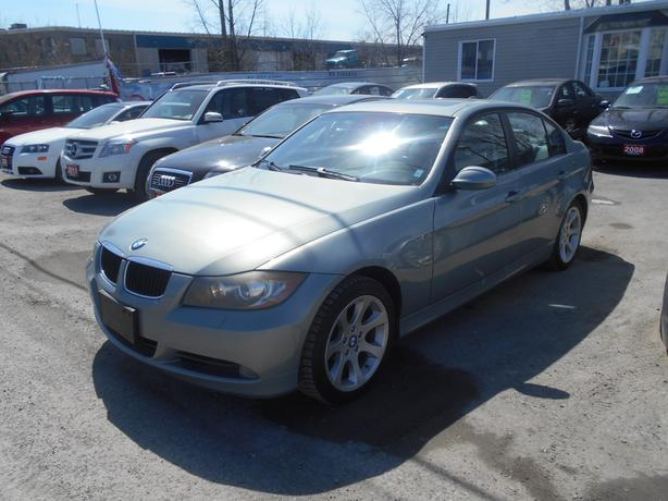 2007 BMW 328XI - Leather, Sunroof , AWD Certified