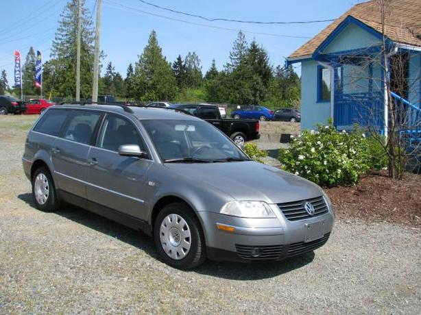 2002 VW Passat Wagon ~ Reduced $3995