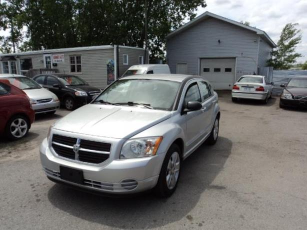 2009 Dodge caliber SXT - full power group - automatic - certified