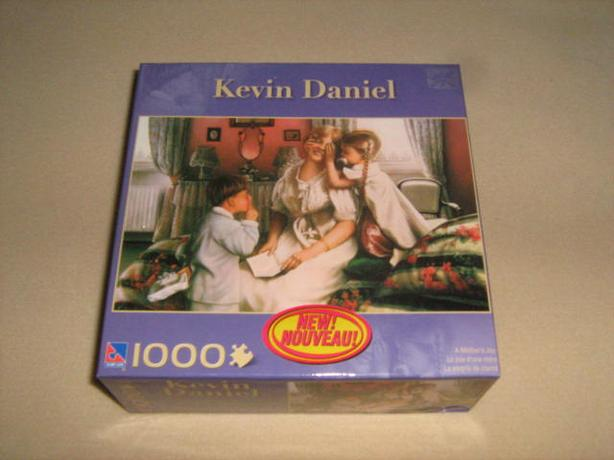 NEW  ASSORTED  JIGSAW  PUZZLES