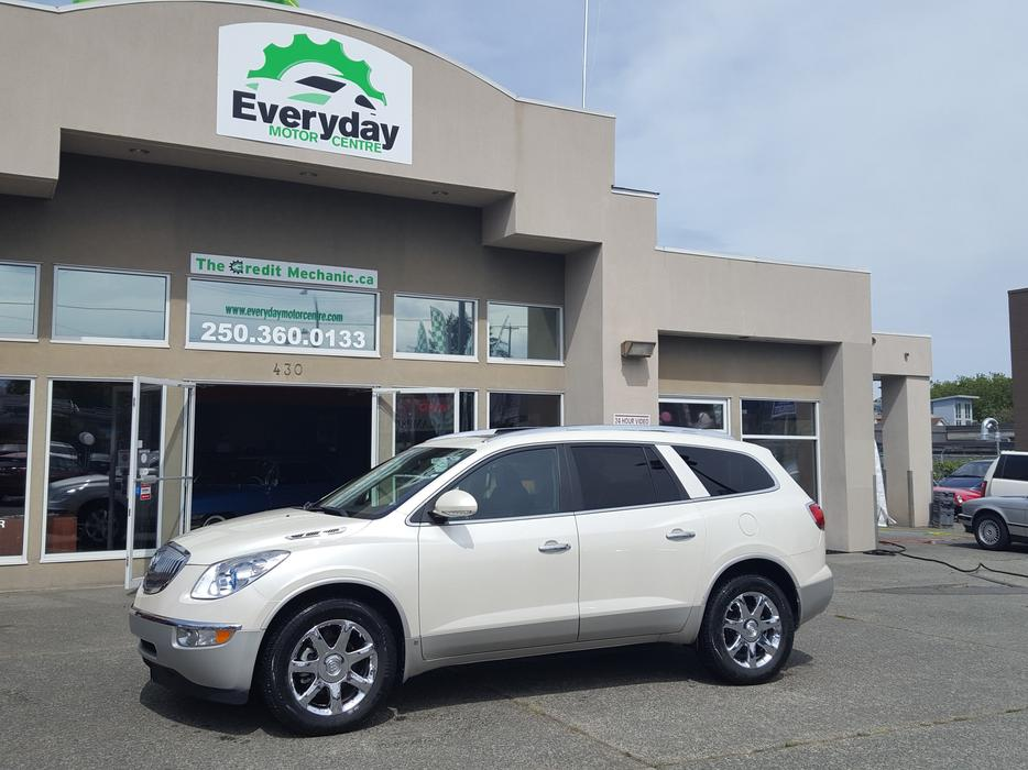 Moncton Buick Enclave >> 2008 Buick Enclave CXL AWD 6 speed AT SUV - REDUCED! Victoria City, Victoria