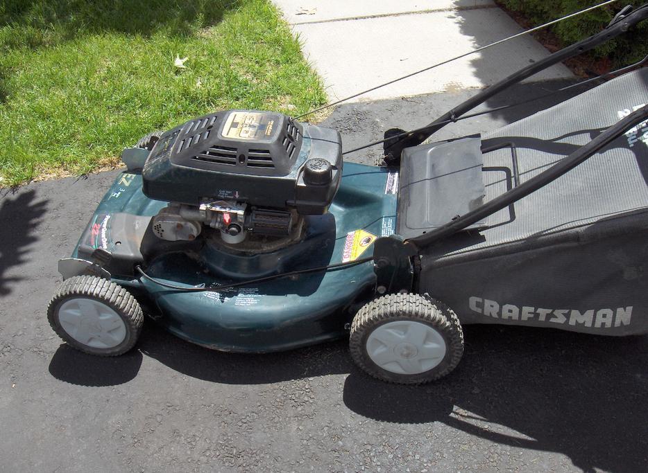 Craftsman Self Propelled Lawn Mower Orleans Ottawa Mobile
