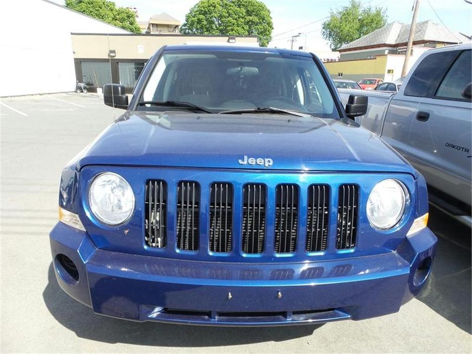 2009 jeep patriot sport outside comox valley courtenay. Black Bedroom Furniture Sets. Home Design Ideas
