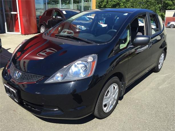2013 Honda Fit DX-A | 5 SPEED MANUAL | ONE OWNER