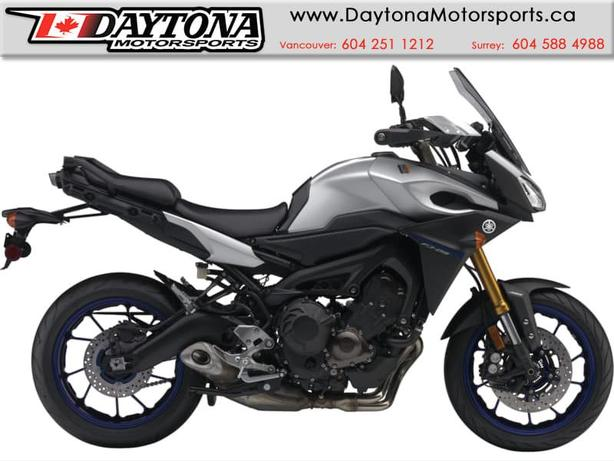 * SOLD * 2016 Yamaha FJ-09    Sport Motorcycle