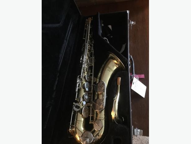 yamaha tenoe saxophone