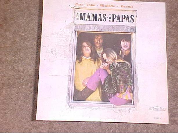 MAMAS & PAPAS VINYL LP