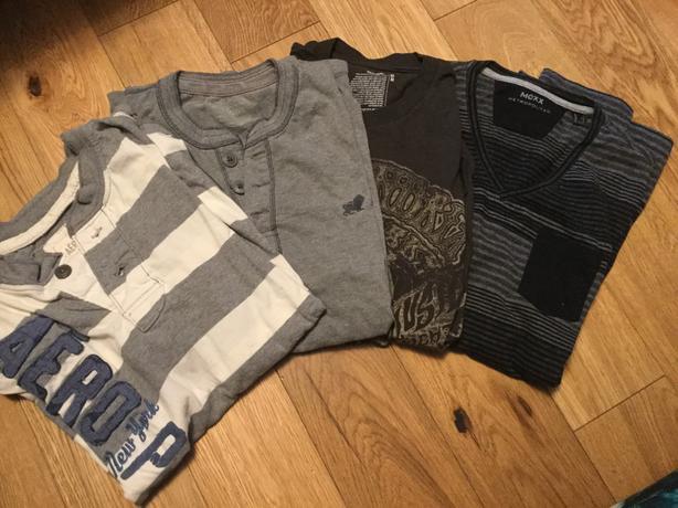 4 Shirts Size M