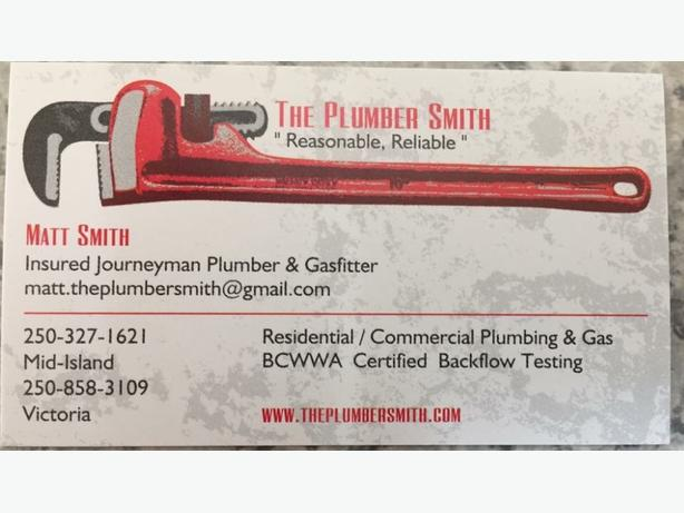 The Plumber Smith