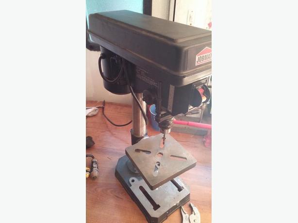 Jobmate 8'' drill press