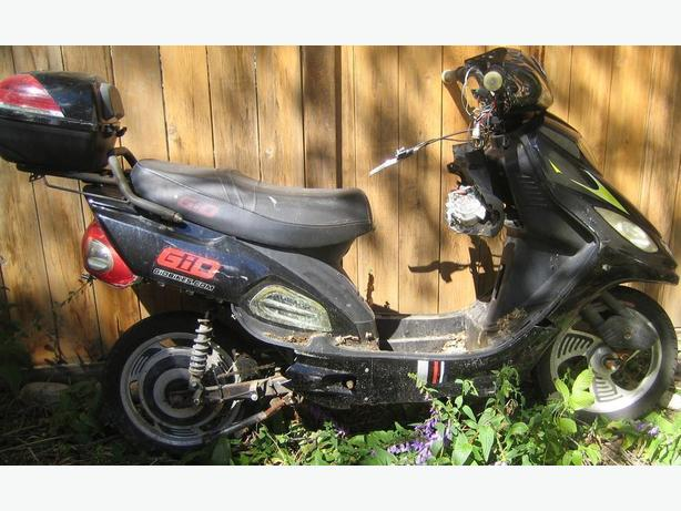 GIO Electric scooter for parts