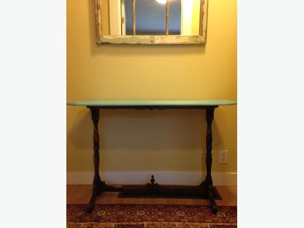 Antique Hallway/ sofa table
