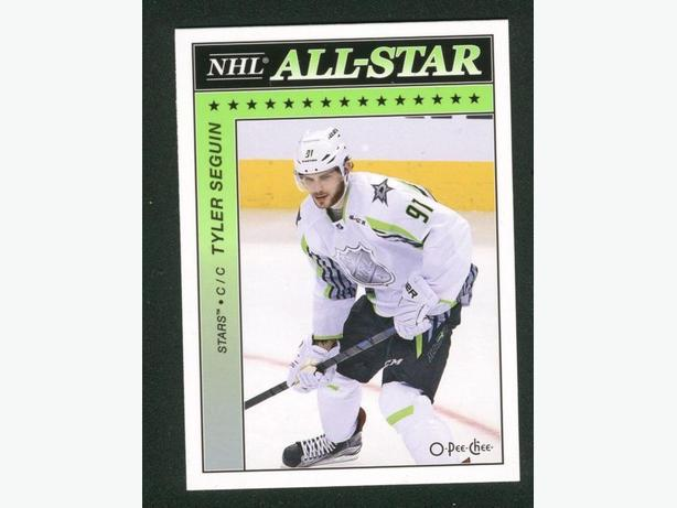 2015-16 O Pee Chee All Star Insert Tyler Seguin Dallas Stars