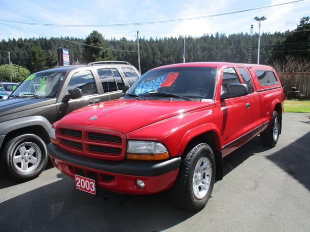 2003 Dodge Dakota Sport super cab