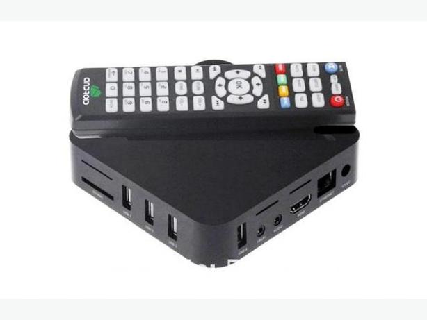 HD 1080P Google Android 2.3 Internet TV Media Player Box w/ WIFI