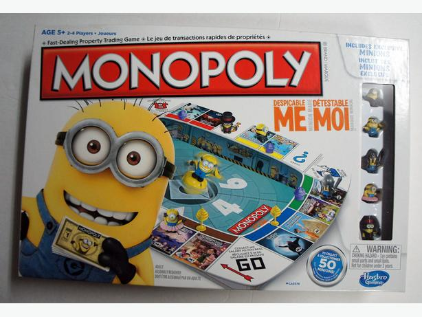 Monopoly - Despicable Me