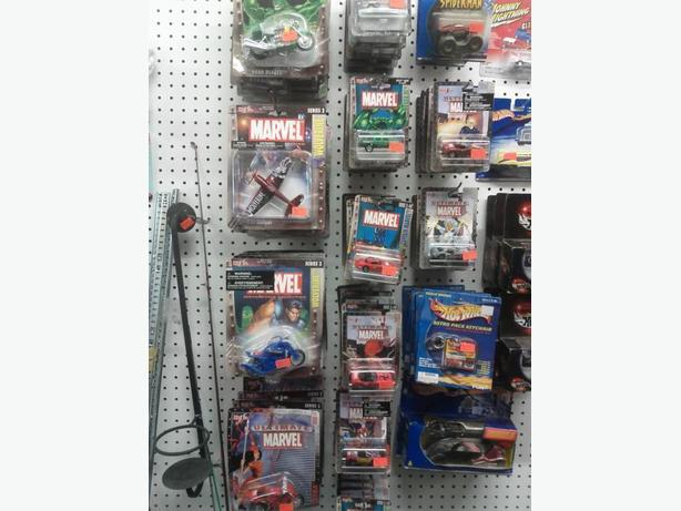 Marvel Collectable Cars