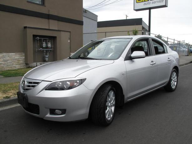 2007 Mazda 3,only 48,000K,Local,Auto