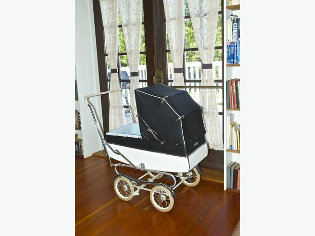 English Made, Circa 1940's, Oxley Baby Pram