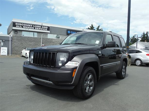 2010 Jeep Liberty Renegade   4WD, Remote Start, BC Only