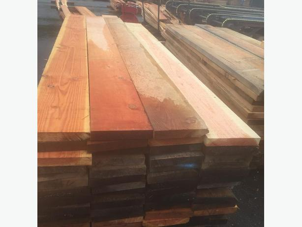 Number one air dried seasoned fir