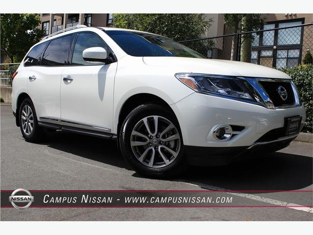 2016 Nissan Pathfinder SL + TECH