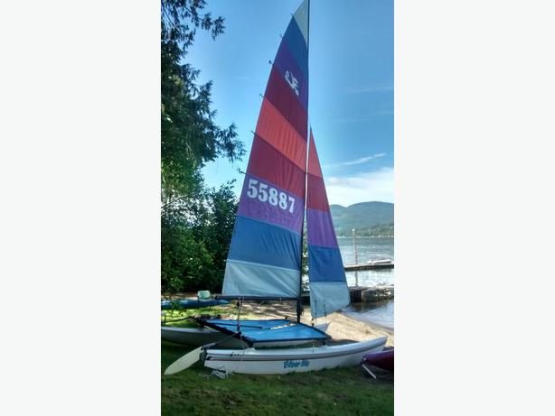 16 ft Hobie Cat