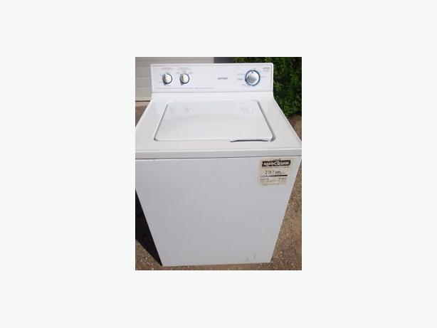 Hotpoint Washer & Dryer Set