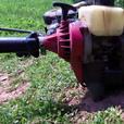 Gas Trimmer - 31cc Yardworks 17 inch
