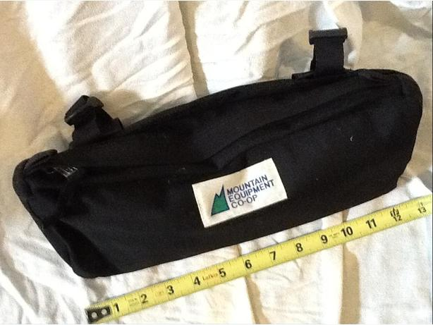 MEC Bag for waist or handlebars