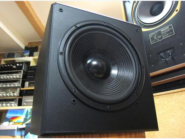 "ACOUSTIC PROFILES AP-A120 RMS-1200 ACTIVE 12"" SUB SUBWOOFER *DEEP BASS*"