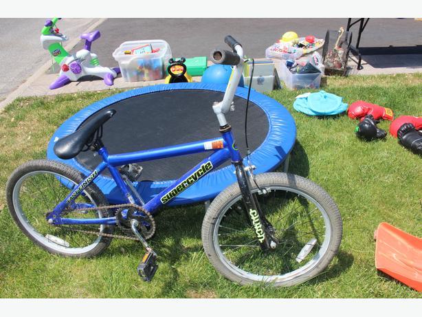 BMX SuperCycle Bike