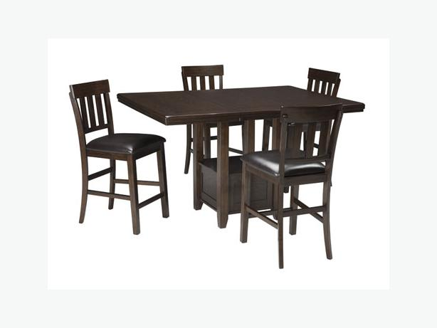 New Haddigan Counter Height Dining Set