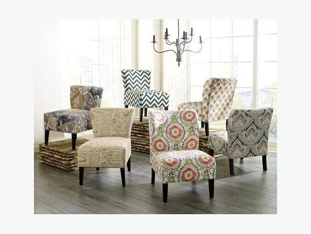 New Honally Accent Chairs