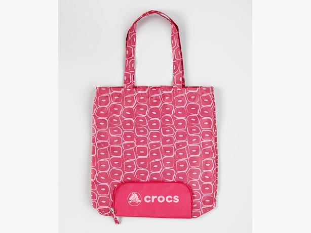CROCS Foldable Tote Bag - Red
