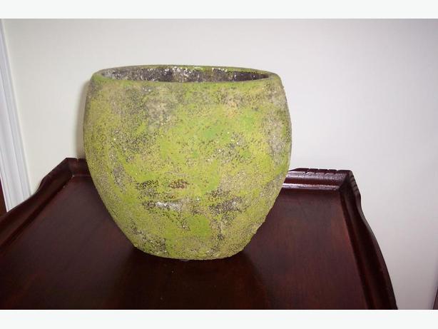 Rustic Clay Vase