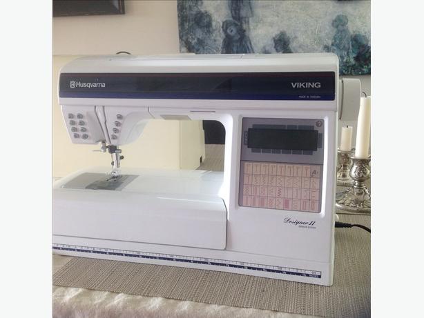 new husqvarna sewing machine