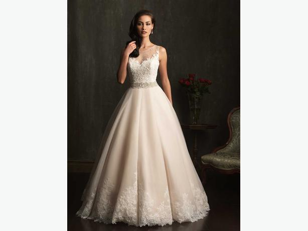Elegant Allure Bridal Dress For Sale - $800 (NDG)