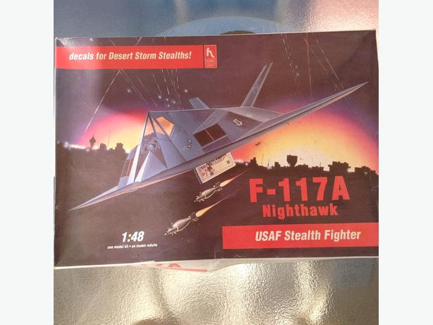 20 year old F-117A