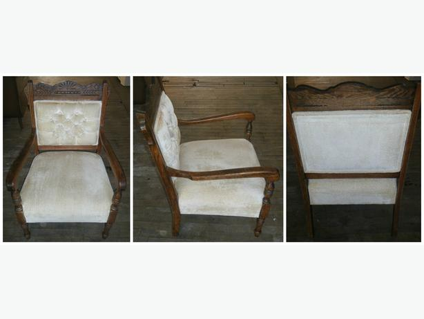 Vintage/Antique Chairs, Chairs and more Chairs!