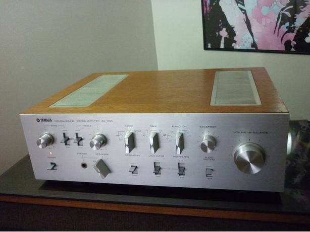 VINTAGE STEREO EQUIPMENT*PRO SERVICED COLLECTABLES*