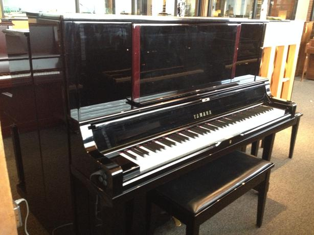 Used yamaha yus5 piano rare vancouver city vancouver for Yamaha piano los angeles