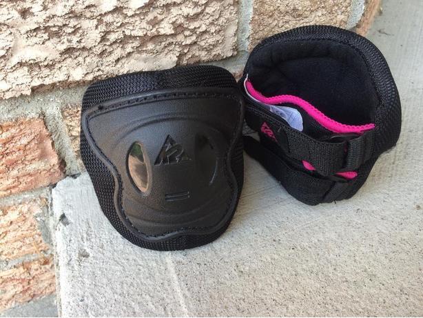 Child's K2 Elbow/Knee Pads: Roller Blading