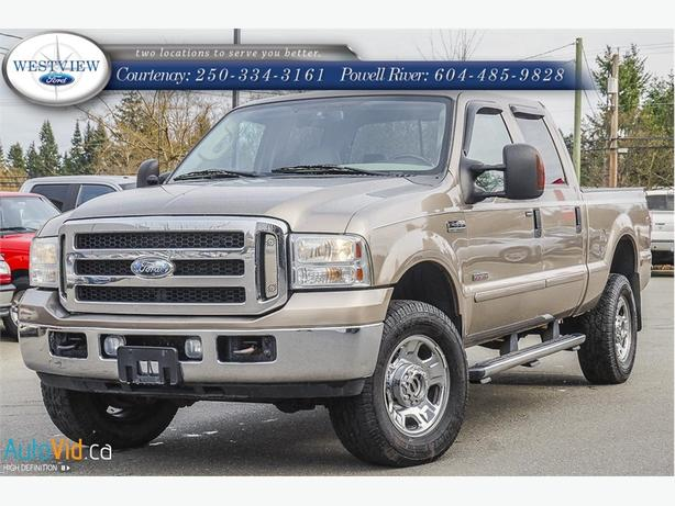 2007 ford f 350 super duty srw lariat courtenay courtenay. Black Bedroom Furniture Sets. Home Design Ideas